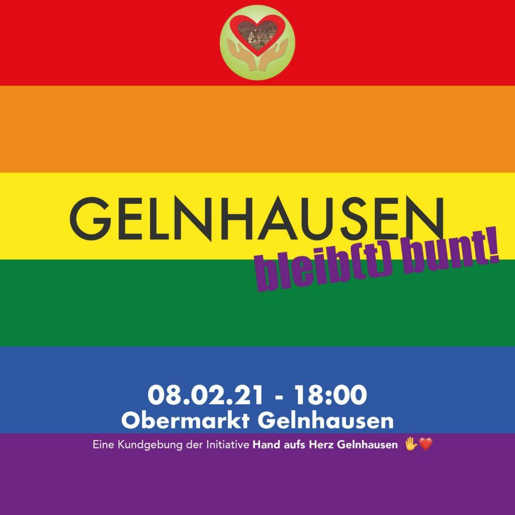 Gelnhausen bleibt bunt!